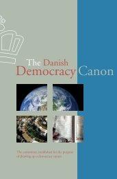 The Danish Democracy Canon