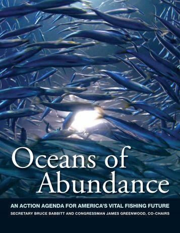 Oceans of Abundance - Environmental Defense Fund