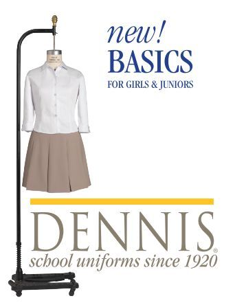 Dennis school uniforms coupons - Frugal coupon mom blog