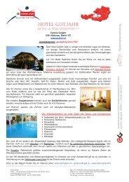 13 Hotel Gutjahr Sommer 2013 - Kultur- und Sportvereins der ...