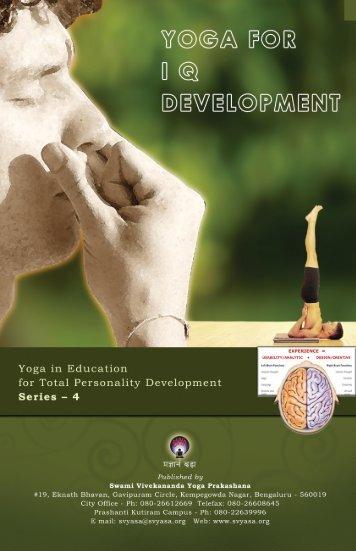 Yoga for IQ Development
