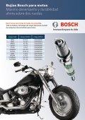 Catálogo Bujias y Cables de Encendido 2013 - Bosch Argentina - Page 2