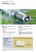 Catálogo Bujias y Cables de Encendido 2013 - Bosch Argentina - Page 6