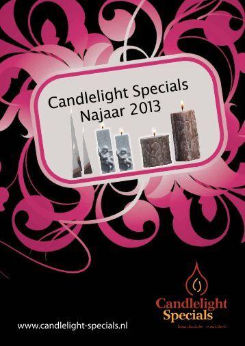 Candlelight Specials Najaar 2013