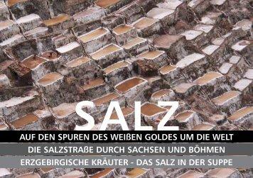 DAS SALZ IN DER SUPPE - Alte Salzstrasse