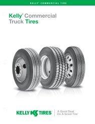 Kelly® Commercial Truck Tires - Kelly Tires