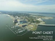 POINT CADET - City of Biloxi