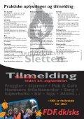 Invitation til Seniorkursus, Sletten - Leder - FDF - Page 4