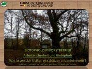 Biotopholz - AfL Niedersachsen eV