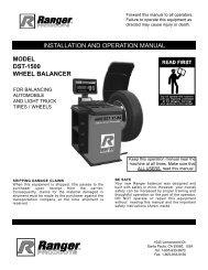DST-1500 Manual.qxd - aesco