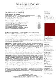 Rechtsanwälte Brennecke & Partner