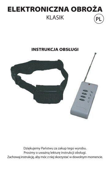Instrukcja - tv products