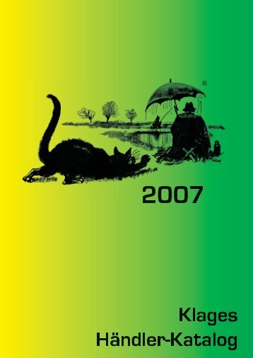 Katalog 2007 - Klages Angelköder