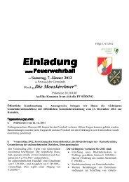 Folge 1, 1/2012 - Gemeinde Söding