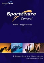 Version 6.1 Upgrade Guide - PulseTec Solutions Support