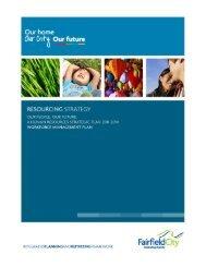 strategya human resources strategic - Fairfield City Council - NSW ...