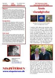 Brochure - NORDISC Music & Text
