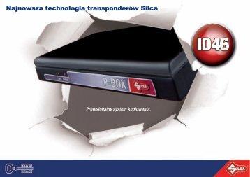 Najnowsza technologia transponderów Silca - Dar-Mar