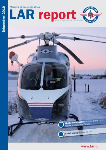 3 - Luxembourg Air Rescue