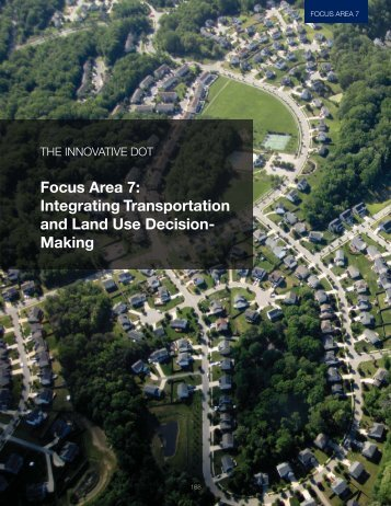 Focus Area 7 - Smart Growth America