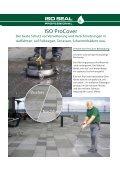 ISO HYDROSIL Wasseraufnahme - Iso-Paint Dachbeschichtung - Seite 3