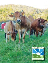 food - Animal Welfare Approved