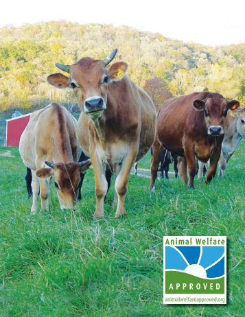 food - Animal Welfare Approved