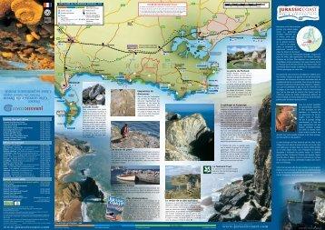 Dorset Côte orientale du Devon - Jurassic Coast