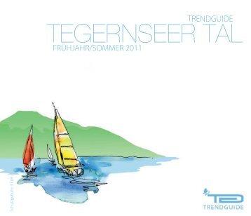 Trendguide Tegernseer Tal No 3