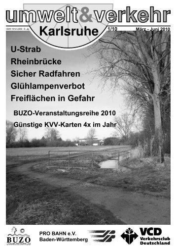 U-Strab Rheinbrücke Sicher Radfahren ... - Heiko Jacobs