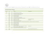 1 Calendario Académico 2012-2013 - Facultad de Arquitectura ...