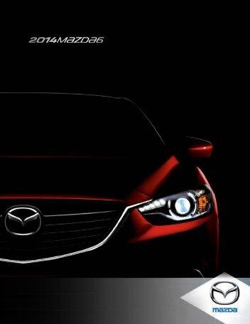 Mazda6 Brochure - Orange Motors