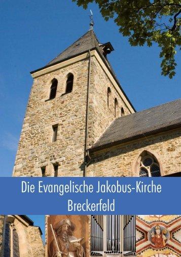 Kirchenführer PDF - Ev. Jakobus-Kirchengemeinde Breckerfeld