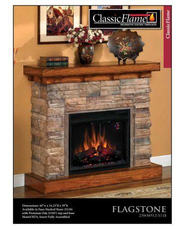 flagstone - Heater
