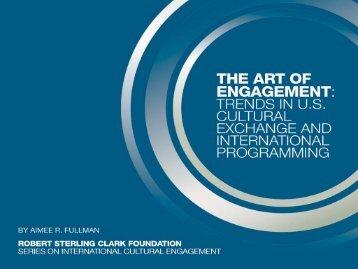 Trends in U.S. Cultural Exchange and International Programming