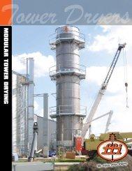 Modular Tower Dryers - ffi