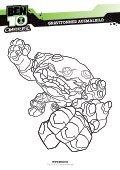 gravitonner ausmalbild - Cartoon Network - Seite 2