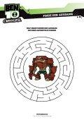 gravitonner ausmalbild - Cartoon Network - Seite 3