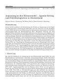 Anpassung an den Klimawandel - Universität Oldenburg - Seite 2
