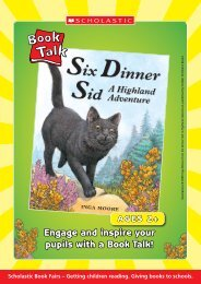 Six Dinner Sid: A Highland Adventure - Scholastic