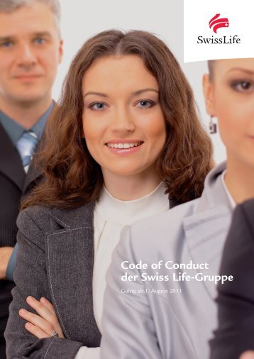 Code of Conduct der Swiss Life-Gruppe