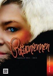 SCHLAFLOS - Tagebücher 2011 bis 2012 - amelie-von-tharach.de