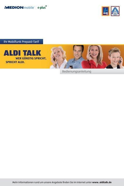 Mailbox länger talk klingeln aldi Aldi Talk