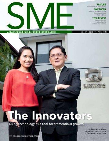 The Innovators - Planters Development Bank