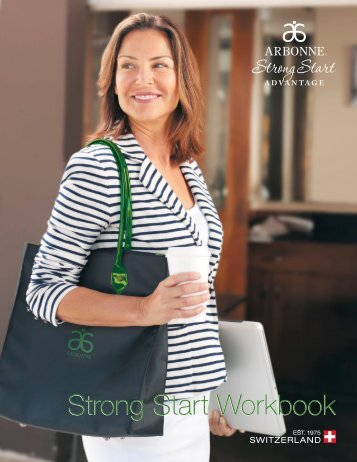 Strong Start Workbook - Work From Home