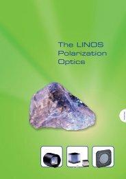 The LINOS Polarization Optics - Qioptiq Q-Shop