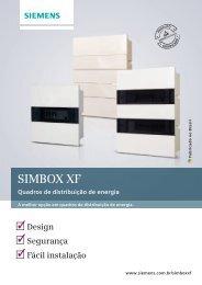 Catálogo - Simbox XF - Industry