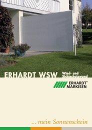 ERHARDT WSW - Weidl Rolladenbau