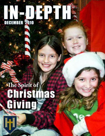 IN-DEPTH DECEMBER 2010 (PDF download) - Hillcrest Christian ...