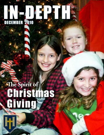 IN-DEPTH DECEMBER 2010 (PDF download) - Hillcrest Christian ...